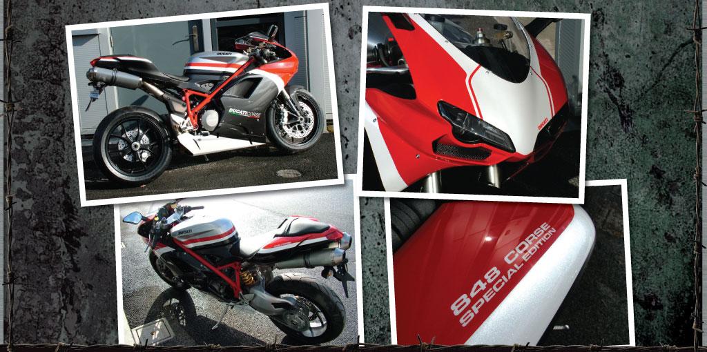 Ducati  Corse Edition